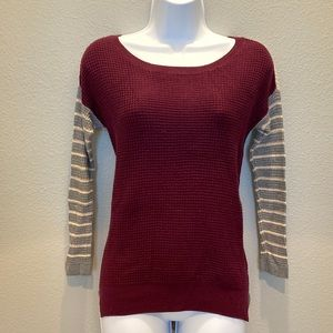 Keds thermal contrast shirt